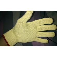 Guante de fibra de kevlar anti alta temperatura