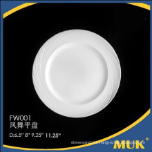 Eurohome supplier wholesale restaurant preferential fine porcelain plates