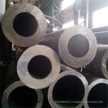 ASTM1045 tuyau noir en acier sans soudure à tuyaux noirs avec première qualité