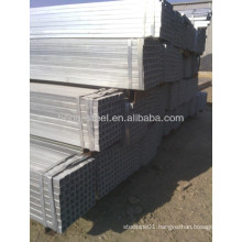 galvanized Rectangular tube RHS hollow section