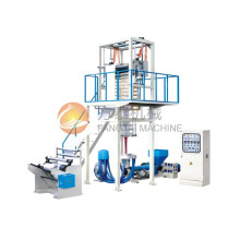 Sj-B Double Winder PE Film Blowing Machine (CE)
