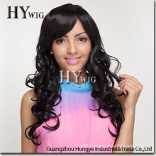 Romance Curly Synthetic Hair Wig (SW-RC)
