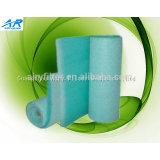 Paint stop fiberglass filter