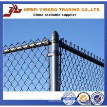 Clôture de maillon de chaîne de vente chaude fabriqué en Chine / Fabrication de clôture de maillon de chaîne