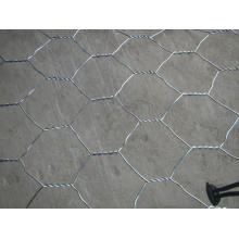 Stucco Hexagonal Wire Netting (Lowest Price) /Chicken Wire Used for Stucco Wire Netting