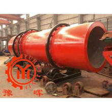 Rotary dryer with high efficiency