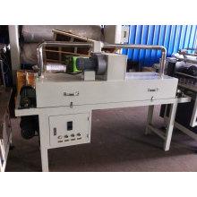Máquina de impressão a cores de borda de PVC única