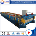 Steel Zhiye Industrial Roof Roll Forming Machine