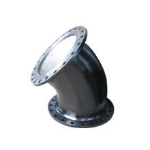 ISO2531 EN545 Standard 90 deg Flanged Bend Elbow