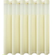 Rideau de douche en polyester imperméable à l'eau (WSSC-2016005)