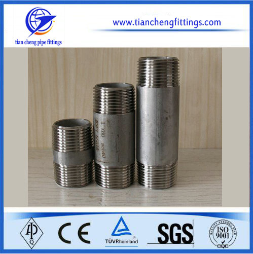 Stainless Steel Pipe Fittings Square Plug