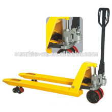 China Easy operate 2.5 ton manual hydraulic hand pallet truck jack