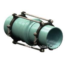 PVC-Rohrsockel-Rückhaltegelenk