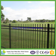 High Quality 2.1mx2.4m Australia Strength Safety Fusion Welded Steel Fence