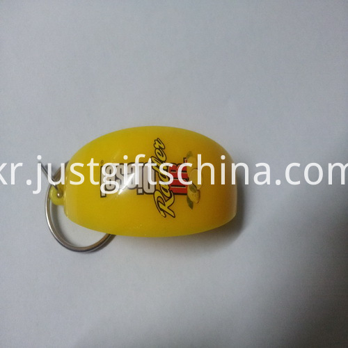Promotional Lemon Shaped Bottle Opener Keyrings_5