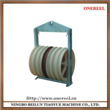 lower price pulley blocks for wire rope