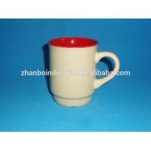 Tasse en forme de glaçure en céramique