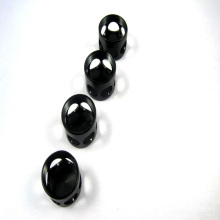 pièces d'usinage de fraisage cnc personnalisées en aluminium anodisé