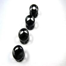 анодированный алюминий подгонять части фрезерной обработки с чпу