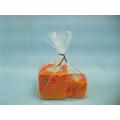 Pumpkin Candlestick Shape Ceramic Crafts (LOE2365-9z)
