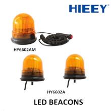60 lampe d'alarme à LED lampe rotative led lampe témoin lumineuse avec balise mégapité avec fonction flash