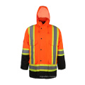Class 3 CSA Z96-09 Reflective Safety Winter Jacket