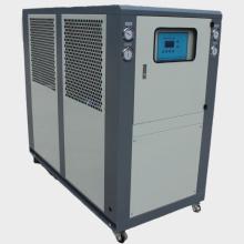Máquinas de moldeo por inyección 10HP Enfriador refrigerado por aire