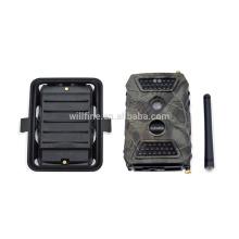 Câmera térmica sem fio da caça da câmera de vigilância dos animais selvagens de 12MP 1080P 2.6CM GSM MMS