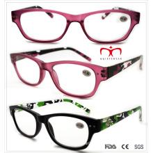 Пластиковые очки чтения камуфляж (WRP508339)