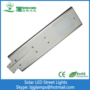 40w All in One Solar LED Street Lights of Outdoor IP65