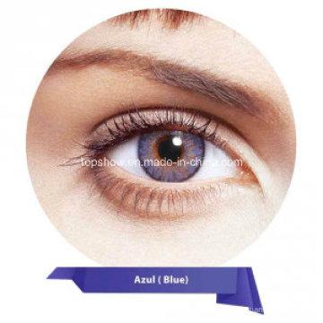Não prescrição Freshlook lentes lentes de contato coloridas para uso cosmético Mix 3 cores Colorblends anual