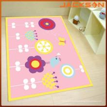 Projeto do quarto das crianças para o tapete das crianças