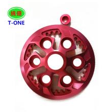 Colorful prototype car part model/cnc plastic,aluminium machining/cnc milling service