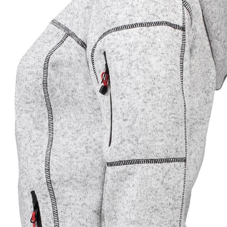 Polar Fleece Jacket With Zipper