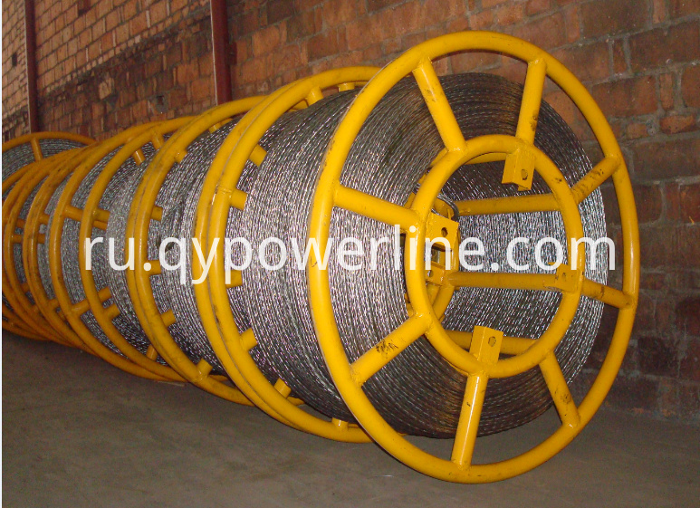 Good Flexibility Anti Twist Steel Wire