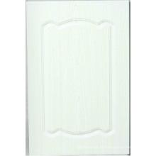 Porta de armário de cozinha do PVC (HLPVC-2)
