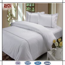 New Arrival Fábrica Made 100% Cotton Hotel Linen Fornecedores