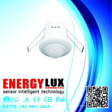 Es-P14 Mini Flush Mount Infrared Motion Sensor