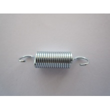 Tension Springs with Blue Zinc Plating
