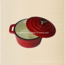 10cm Cast Iron Mini Cocotte Pot China Factory