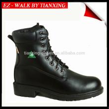 CSA aprovou homens segurança industrial botas de trabalho / sapatos de segurança