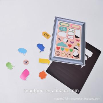 Mini jeu de puzzle magique personnalisé pour les enfants