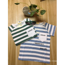 wholesales hot summer cheap cotton casual shirt boy children's t shirt kids