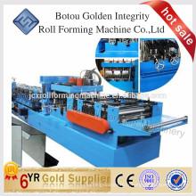 2016 Meilleur prix en acier CZ Interchangable Purlin Roll Machine formateur China Supplier