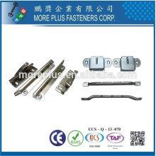 Taiwán Acero inoxidable 18-8 cobre de latón cuna cuna silla accesorios