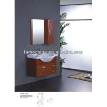 2014 Hot sale FSC Europe MDF High Glossy Bathroom Furniture