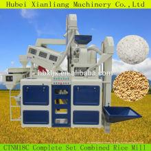 уборка риса машины destoner и машина с пропаренный рис мельницы