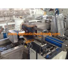 Линия по производству маточной смеси Filler / Компрессорная машина / Двухшнековый экструдер