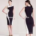2017 Nova Moda Vestido Patchwork Bonito Da Menina Xadrez Lápis Bodycon Senhoras Desgaste Do Escritório Vestido de Verão Mulheres Vestidos Casuais Plus Size