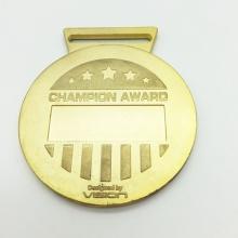 Custom Cheap Wholesale Souvenir Sports Award 3D Gold Medal
